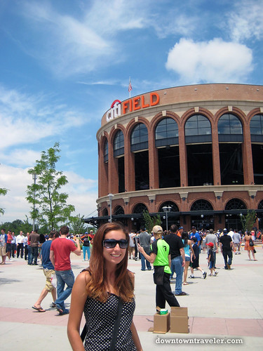 Citi Field summer