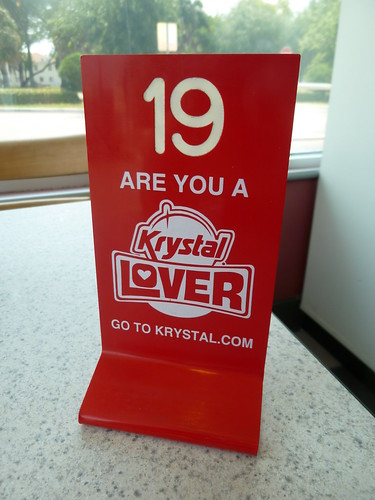 Are you a Krystal lover?