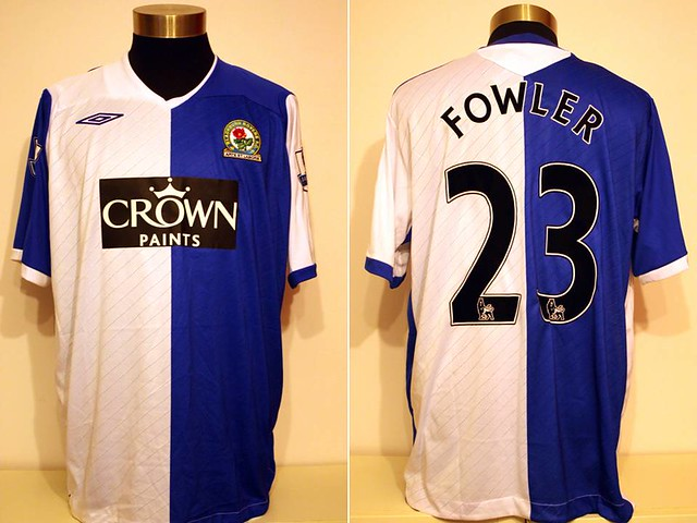 Club.English.Blackburn Rovers.2008-2009.Premier League.1st.23.Robbie Fowler