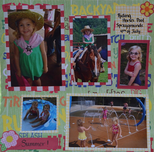 Scrapbook: 2010 July