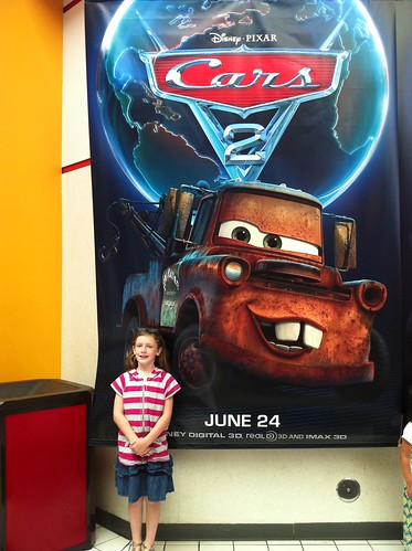 Review and Giveaway: Cars 2 (CLOSED) - From Deb's Desk