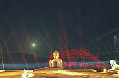 Aida at Masada         2011 (A   M) Tags: show travel light sea art festival dead israel opera desert  masada deadsea  judea  setdesign         mazada   compulite masadaisrael  aviyonabueno vectorredcompulite     2014 2014