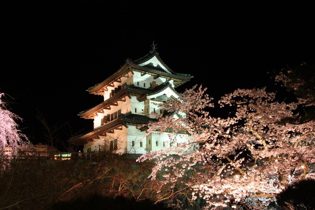 Tohoku Trip 1st day in Akita prefecture, Kakunodate (28)