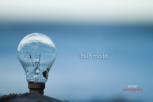 bulb mode by Anvar Sadath