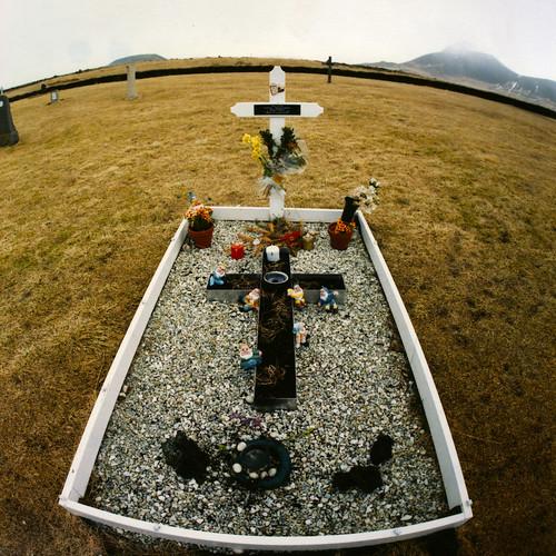 Grave in Snæfellsnes