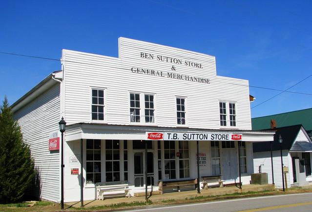 Sutton Store - Granville, TN