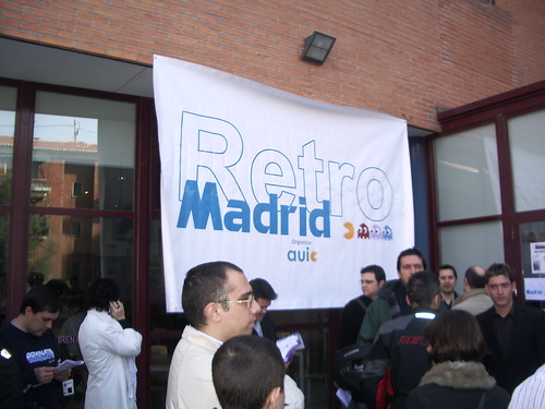 Retromadrid 2008