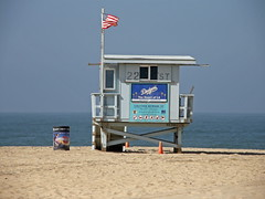 Hermosa Beach 22nd St. Lifeguard station