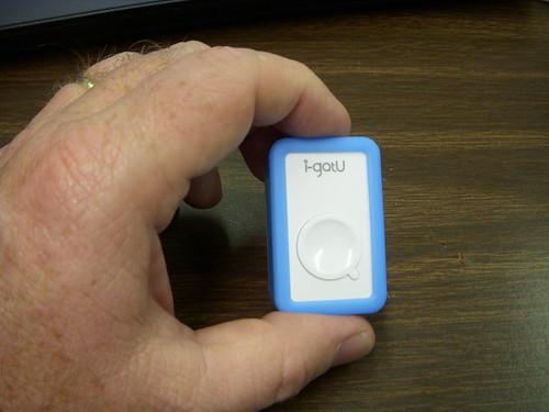 i-gotU GPS tracker