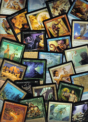 Mosaico cartas Magic