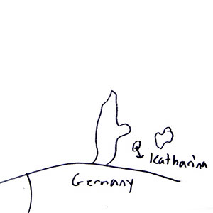Denmark, by Katharina