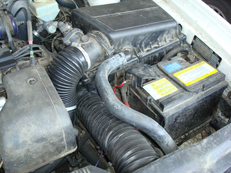 Cold air intake for 850's - Page 2 - Volvo Forums