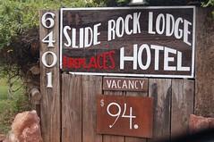 Slide Rock Lodge Hotel