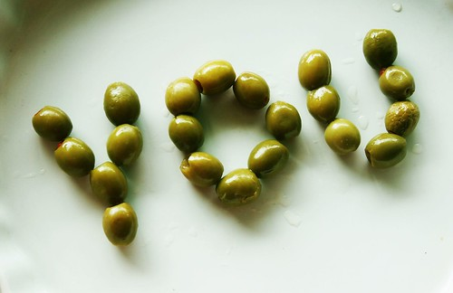 olive...