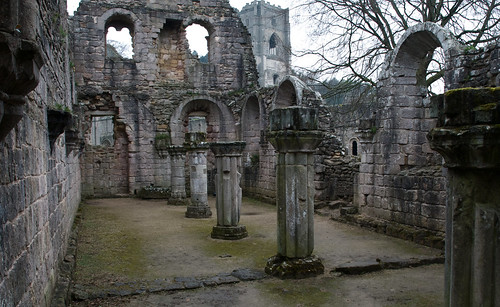 Fountains Abbey 03