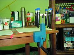 Field lab -- hand-cranked centrifuge (sluggo5) Tags: lab ethiopia centrifuge menz guassa