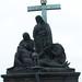 Pieta der Karlsbrücke, Prag, CZ