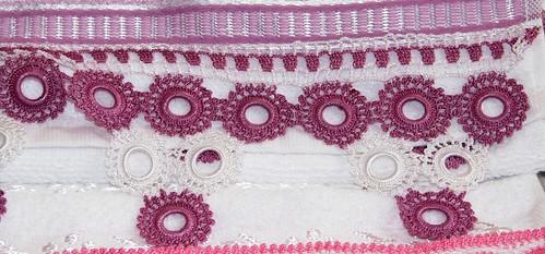 halkalı havlu kenarı