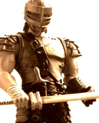 Gatsu, Hawk Soldier
