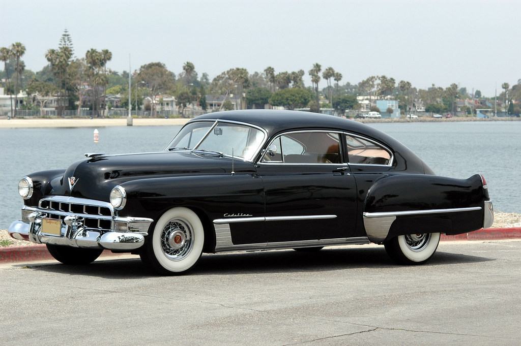1949 Cadillac, CSI Miami Photo!