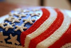 July 4th (Extra Medium) Tags: cake july4th 4thofjuly independanceday wiltoncake