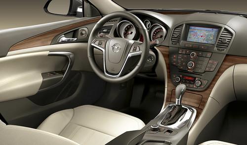 Opel Insignia Interior by ECOgarf!.
