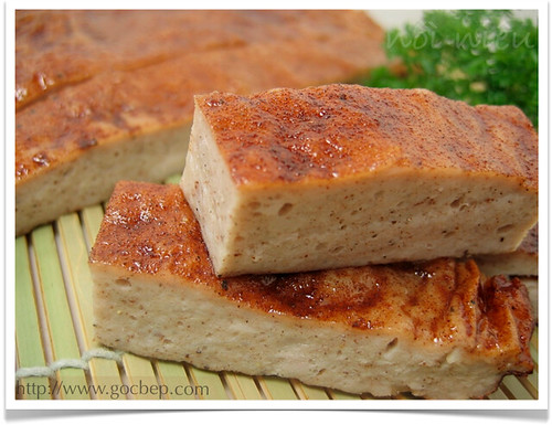 Grilled Vietnamese cinnamon ham