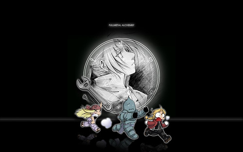 full metal alchemist wallpaper. Fullmetal Alchemist Wallpaper