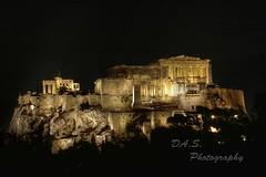 Acropolis 1 (DA.S.) Tags: greek ancient ruins nightshot athens greece acropoli hdr photofaceoffwinner pfogold