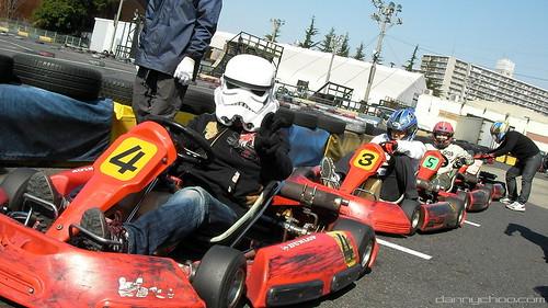 Karting in Tokyo