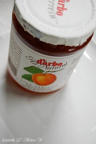 my favorite apricot jam
