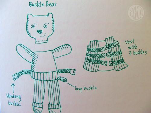 Buckle Bear Plans
