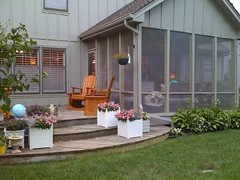 my parents' screened porch (alist) Tags: alist robison alicerobison 66214 ajrobison