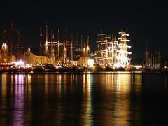 Flensburg Nautics 2008 am Abend 3