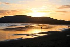 Waterville Sunset