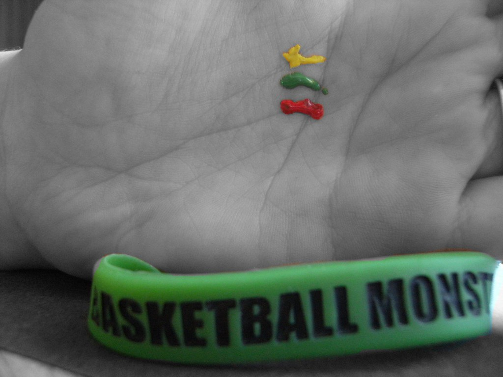 *Lithuania*Basketball Monsters!*