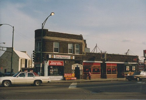 The southwest corner of South Archer and Kedzie Avenues. Chicago Illinois. June 1988. ( Gone.) by Eddie from Chicago
