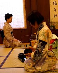 (Antropofagia - Um olhar canibal sobre o mundo...) Tags: kyoto teaceremony