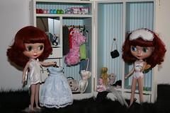 Twins Closet