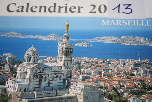 Marseille est capitale européenne de la culture en 2013.