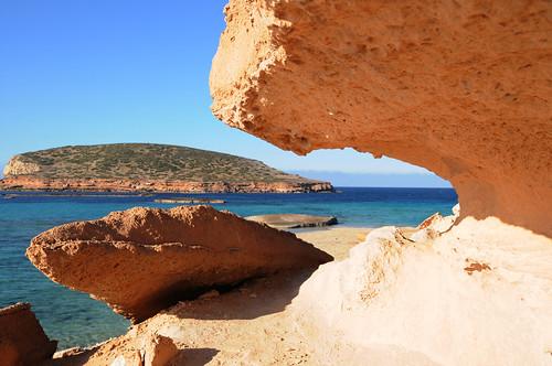 Ibiza Beach, Cala Conte