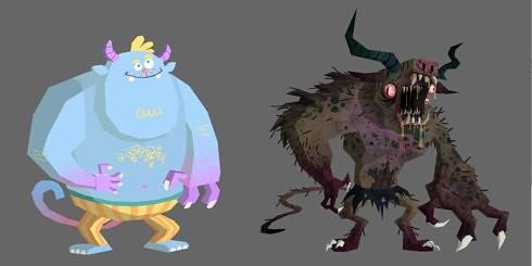 Grimm Beast