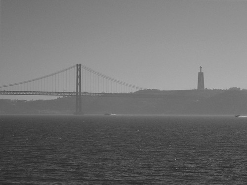 25 de Abril Bridge, Lisbon