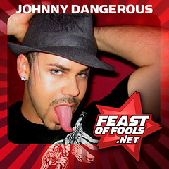 Johnny Dangerous on the Feast of Fools podcast