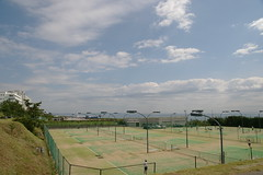 OISO Prince Hotel Tennis Court