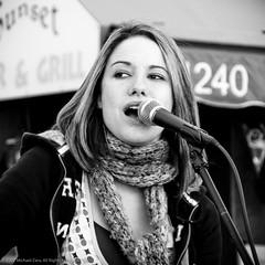 Chelsea Williams (monkeytime | brachiator) Tags: california woman losangeles guitar santamonica places singer northamerica microphone southerncalifornia thirdstreetpromenade palabra chelseawilliams