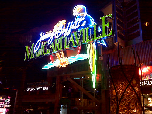 Margaritaville!