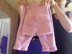 Shrunk. One pair of Llamajamas