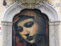 Mac - Milan '08 (elmac.net) Tags: italy milan art graffiti mac mural milano el themac elmac retna