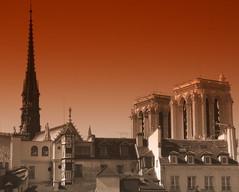a less familiar view (perseverando) Tags: paris france building church architecture cathedral medieval notredame visiongroup diamondclassphotographer flickrdiamond perseverando
